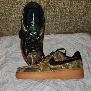 Nike Air Force 1 Low Realtree Camo